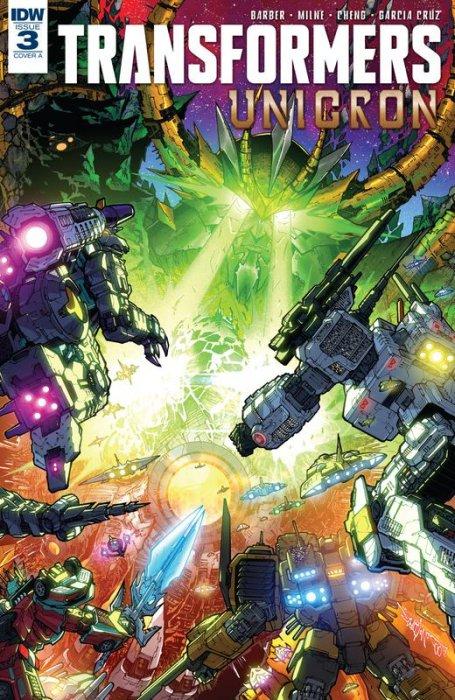 Transformers - Unicron #3