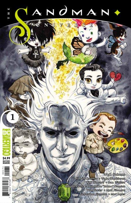 The Sandman Universe #1