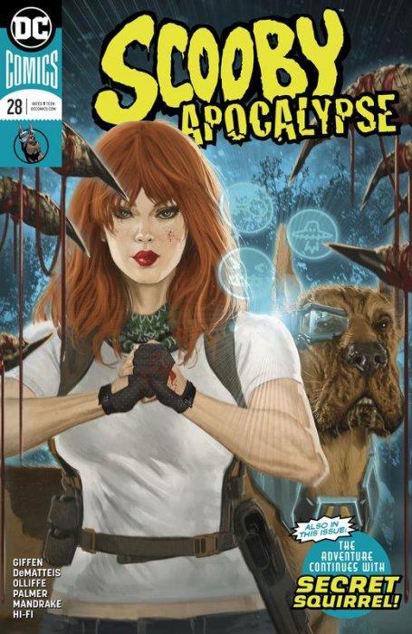 Scooby Apocalypse #28