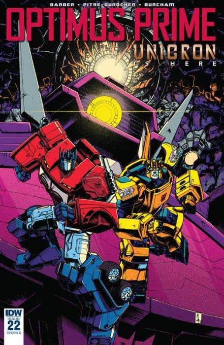 Optimus Prime #22