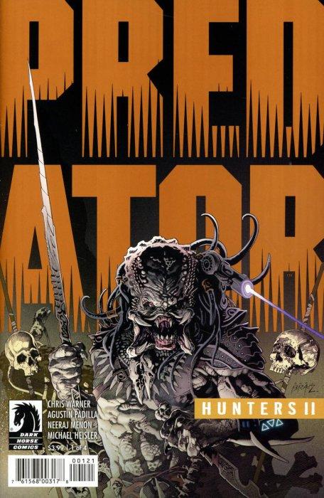Predator - Hunters II #1