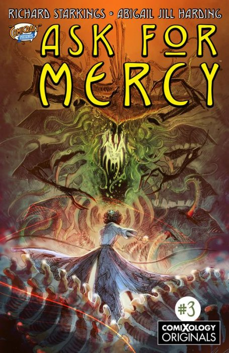 Ask for Mercy - The Key to Forever #3