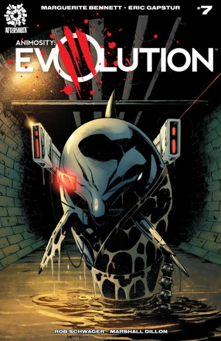 Animosity - Evolution #7