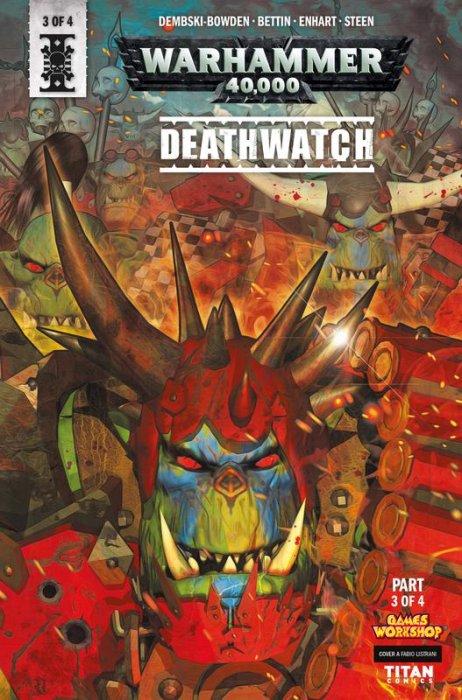 Warhammer 40 000 - Deathwatch #3