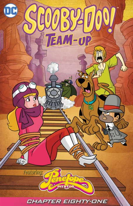 Scooby-Doo Team-Up #81