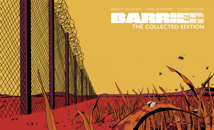 Barrier - The Collected Edition #1