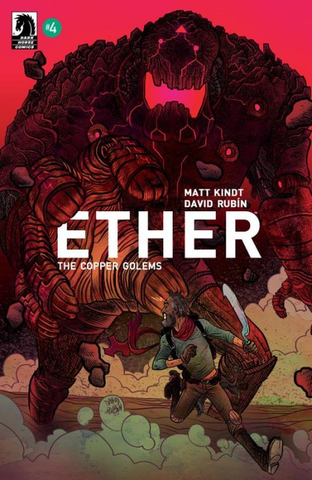 Ether #4 - The Copper Golems
