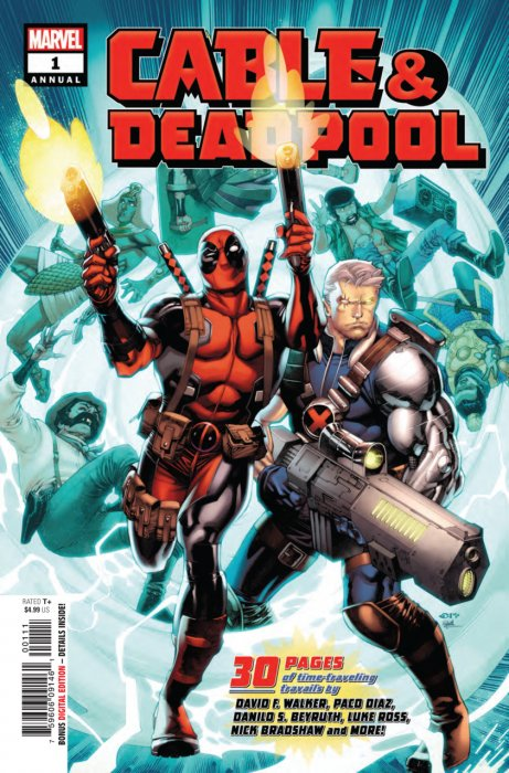 Cable - Deadpool Annual #1