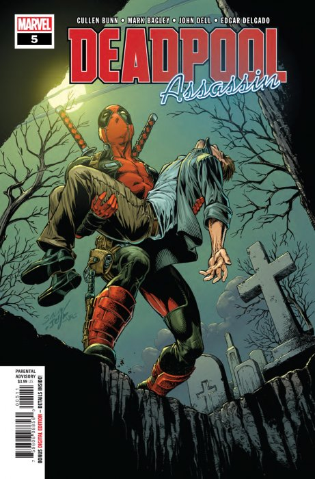 Deadpool - Assassin #5