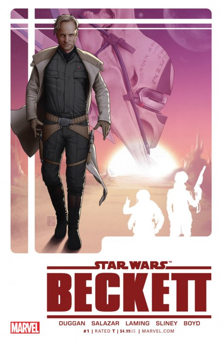 Star Wars - Beckett #1