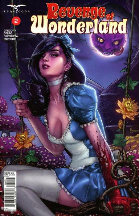 Revenge Of Wonderland #2