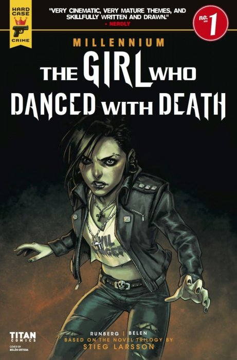 Millennium - The Girl Who Danced With Death #1