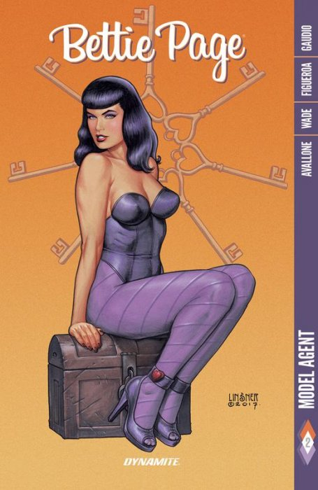 Bettie Page Vol.2 - Model Agent
