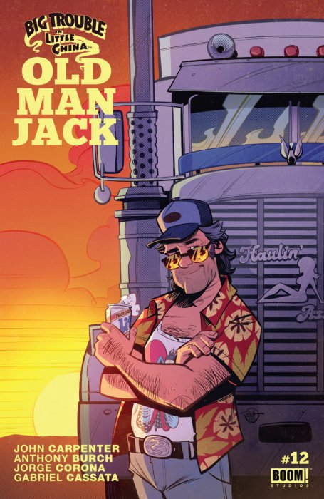 Big Trouble In Little China Old Man Jack #12