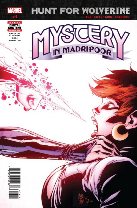 Hunt for Wolverine - Mystery in Madripoor #4