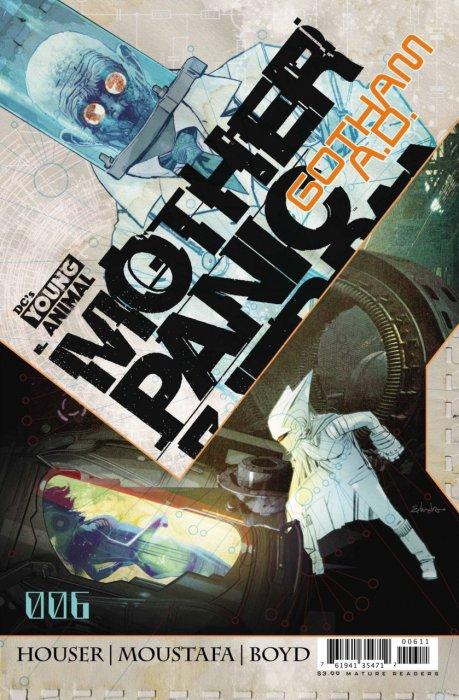 Mother Panic - Gotham A.D. #6