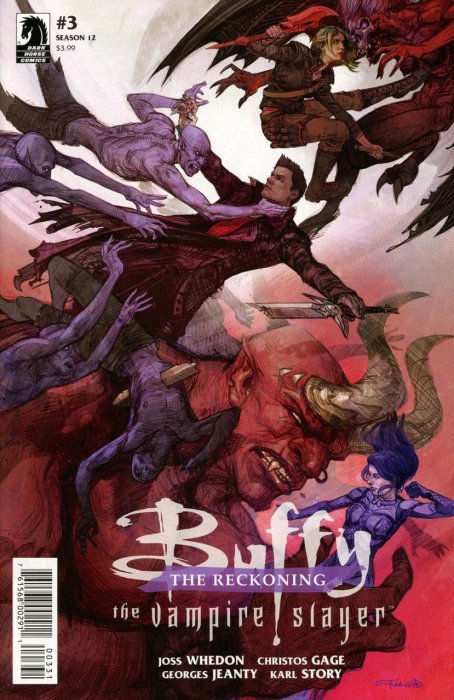 Buffy the Vampire Slayer Season 12 #3 - The Reckoning