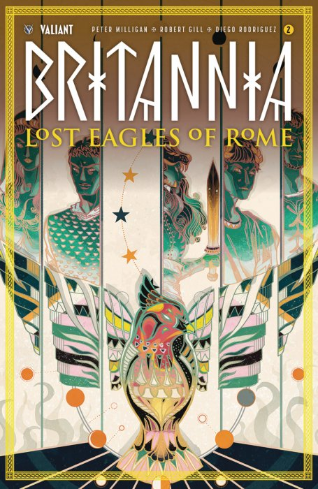 Britannia - Lost Eagles of Rome #2