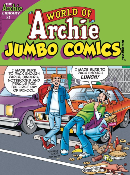 World of Archie Comics Double Digest #81