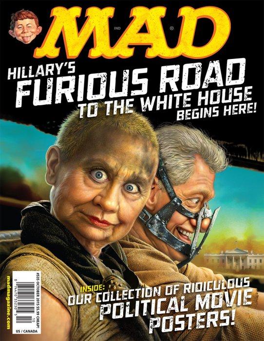 MAD Magazine #535