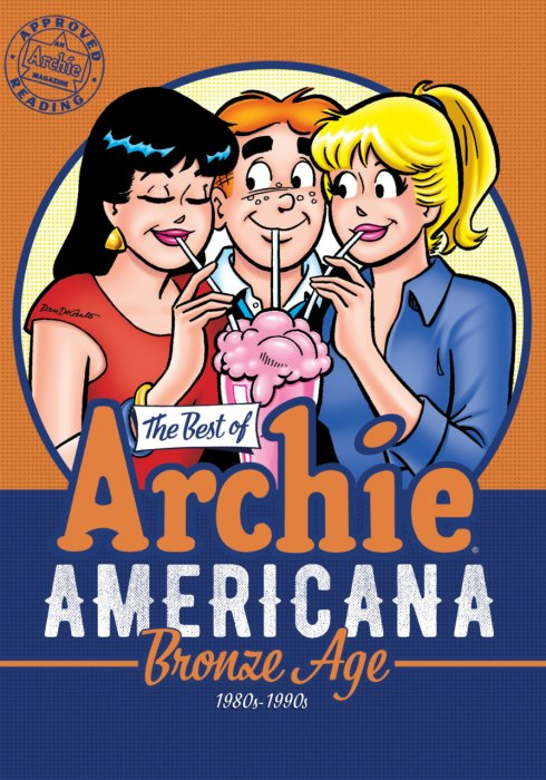 Best of Archie Americana - Bronze Age - 1980s-1990s