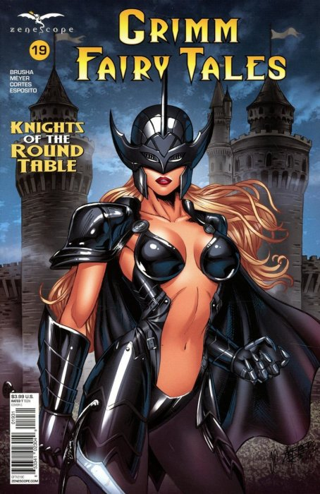 Grimm Fairy Tales Vol.2 #19