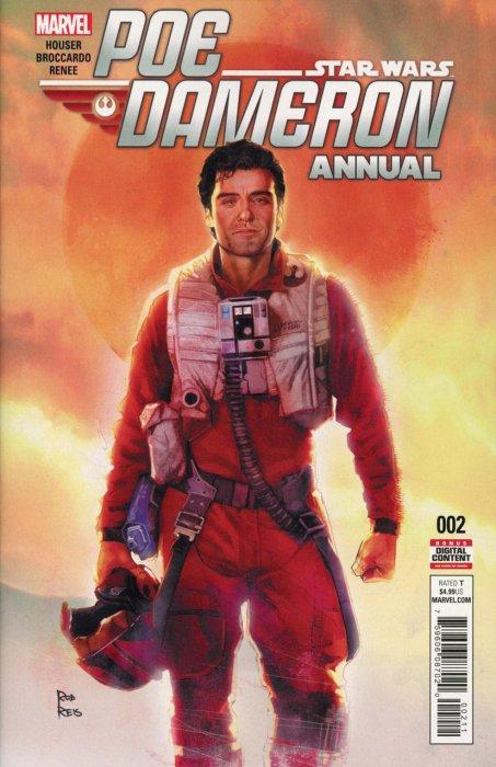Star Wars - Poe Dameron - Annual #2