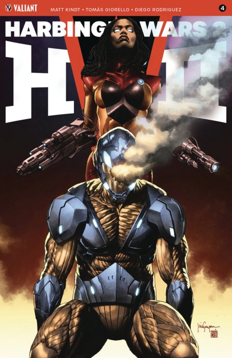 Harbinger Wars 2 #4