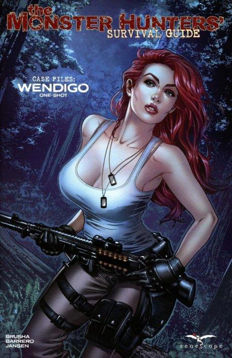Monster Hunters Survival Guide Case Files - Wendigo #1