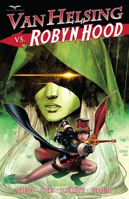 Van Helsing vs. Robyn Hood #1 - TPB