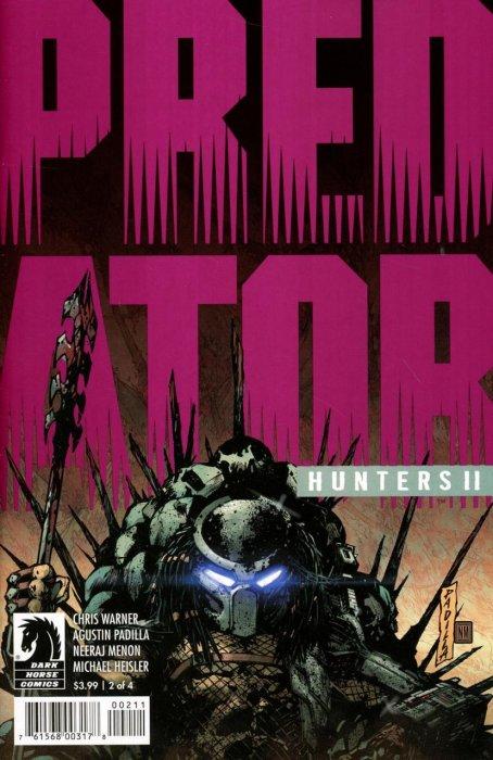 Predator - Hunters II #2