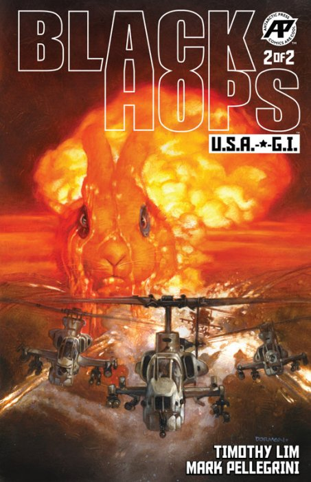 Black Hops U.S.A.*G.I. #2