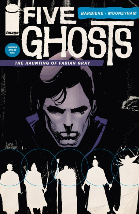 Five Ghosts #1-5 Complete