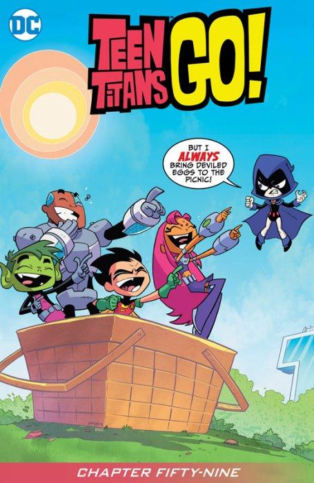 Teen Titans Go! #59