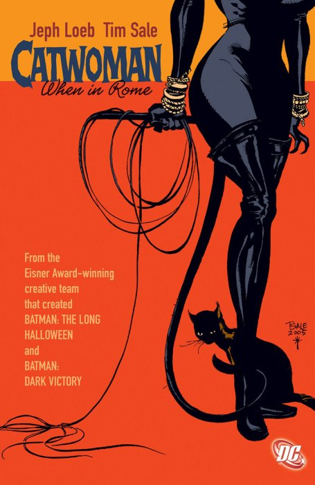 Catwoman - When In Rome #1