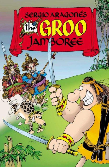 Sergio Aragones The Groo Jamboree #1 - TPB