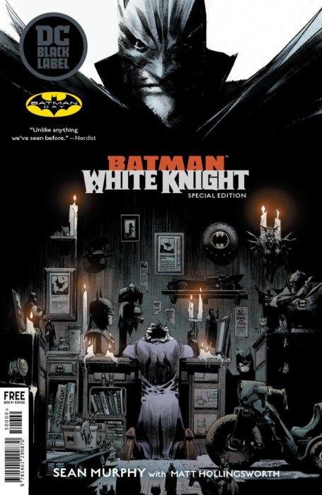 Batman Day Batman - White Knight Special #1