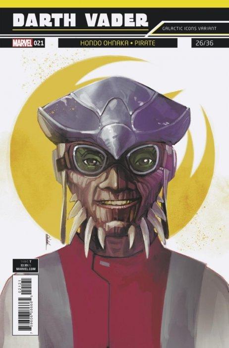 Star Wars - Darth Vader #21
