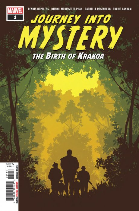 Journey Into Mystery - The Birth of Krakoa #1