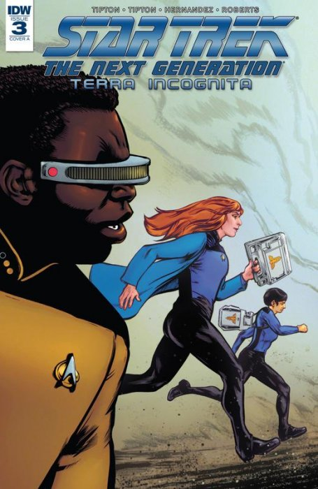 Star Trek - The Next Generation - Terra Incognita #3