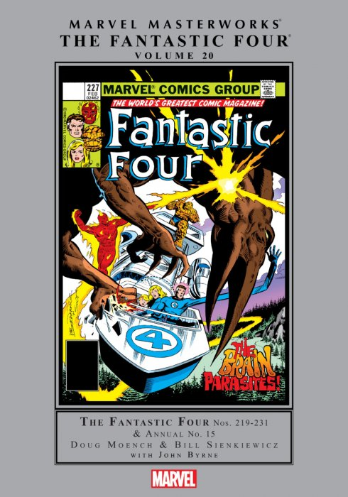 Marvel Masterworks - Fantastic Four Vol.20