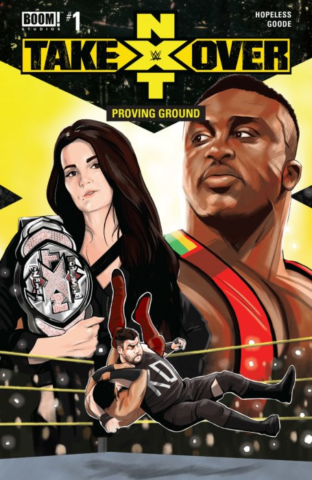 WWE - NXT Takeover - Proving Ground #1