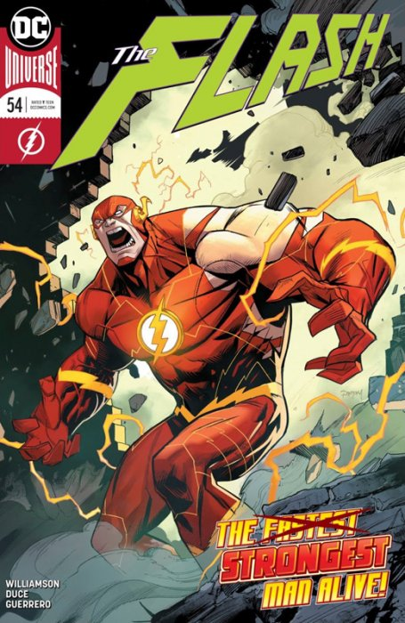 The Flash #54