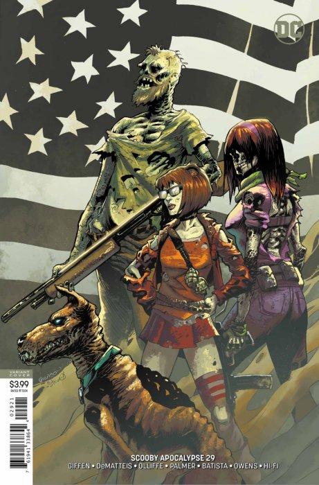 Scooby Apocalypse #29