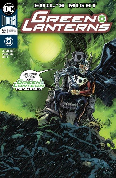 Green Lanterns #55