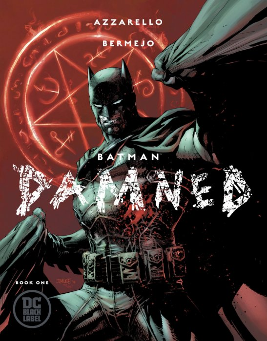 Batman - Damned #1