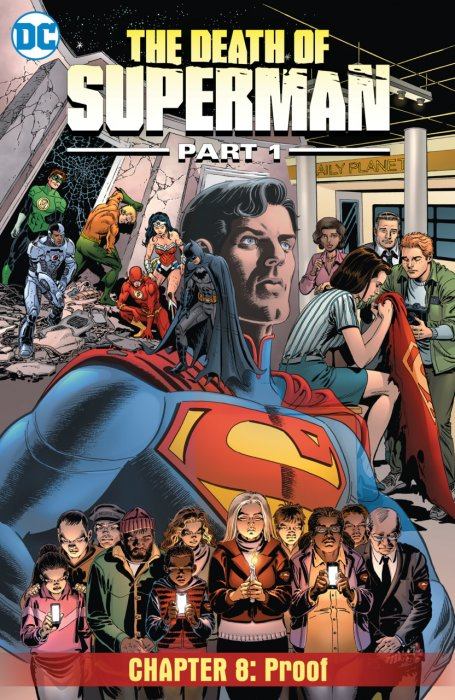 Death of Superman #8