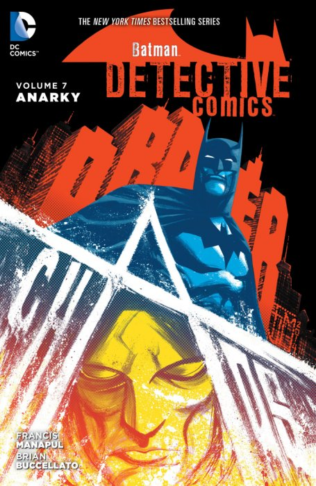 Detective Comics Vol.7 - Anarky