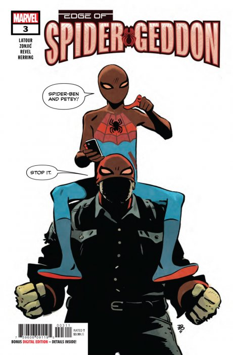 Edge of Spider-Geddon #3