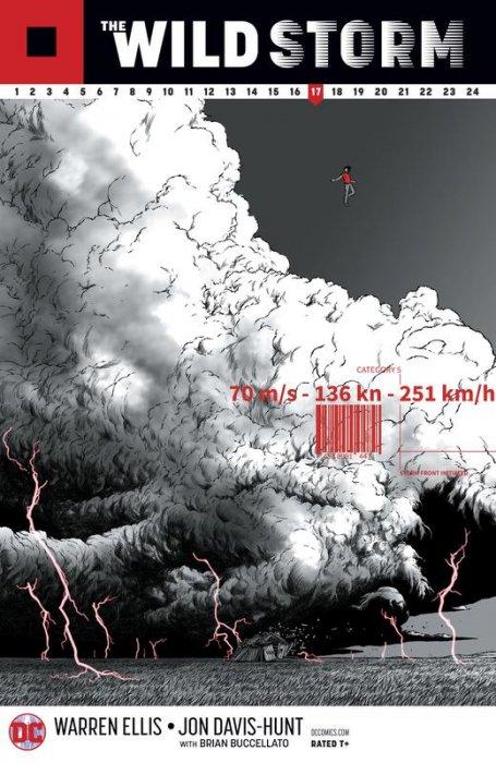 The Wild Storm #17